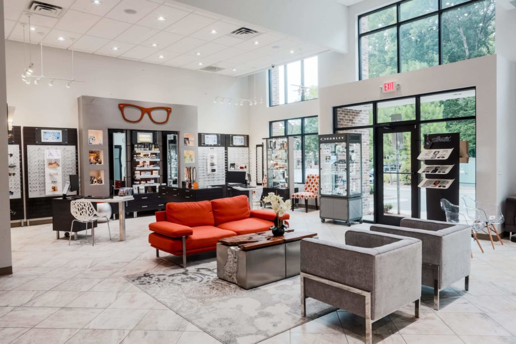 lavish designs raleigh commercial remodel
