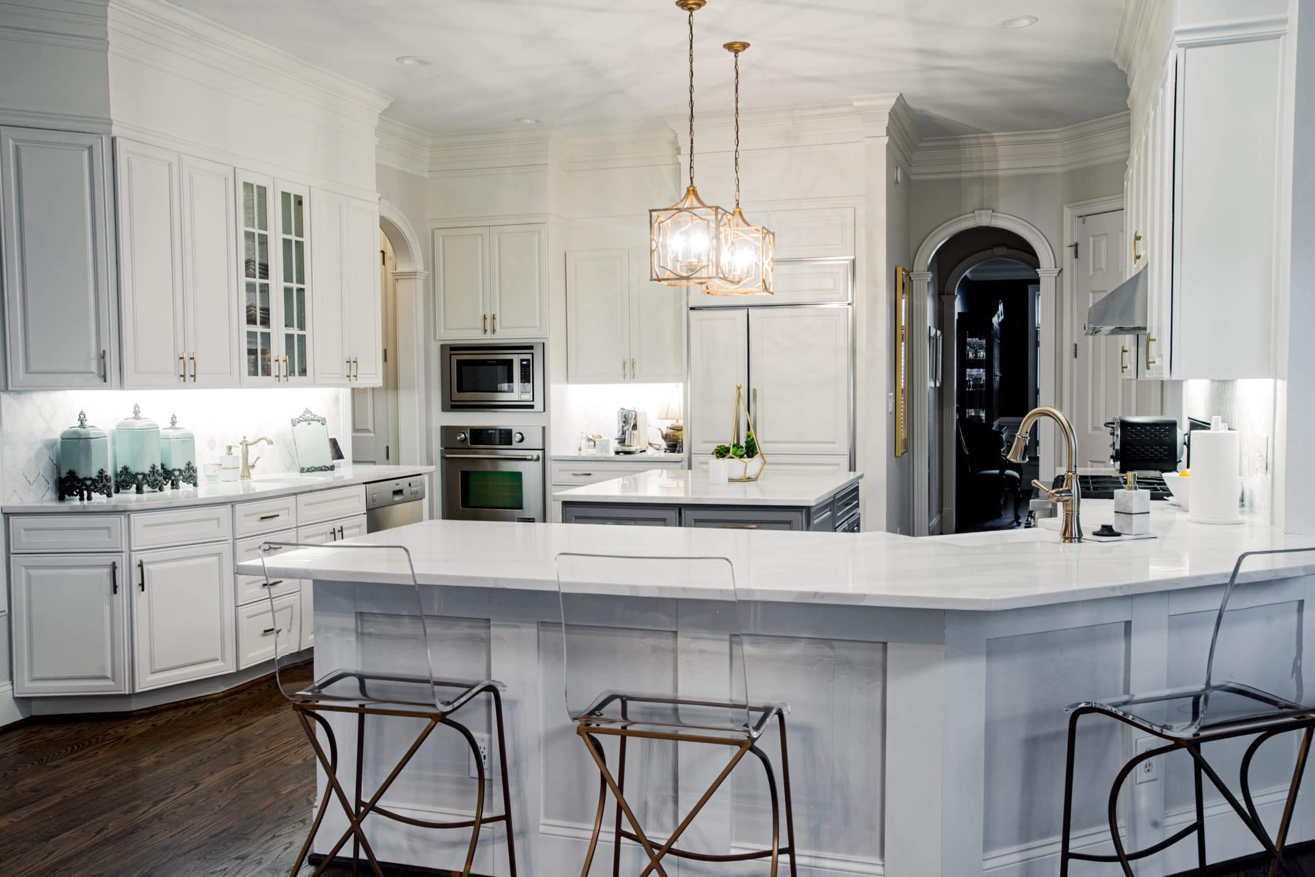 lavish raleigh designs kitchen remodel