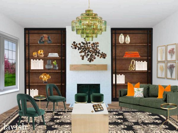 lavish raleigh shoppable design boards march emerald